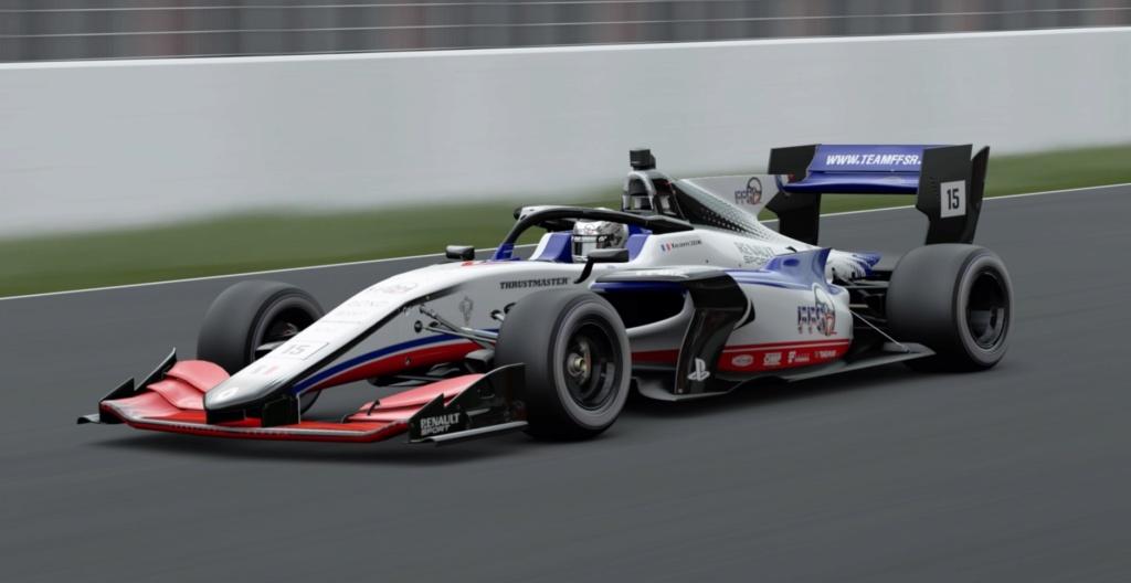 RENAULT 3.5 FFSR (Dallara SF19/Honda) 20190427