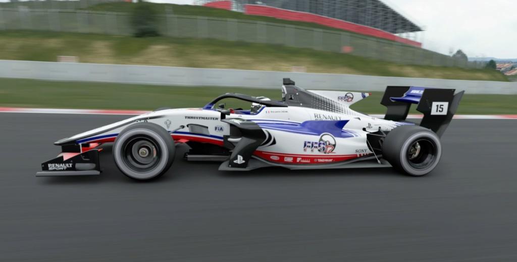 RENAULT 3.5 FFSR (Dallara SF19/Honda) 20190428