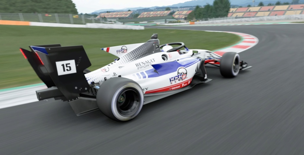 RENAULT 3.5 FFSR (Dallara SF19/Honda) 20190429