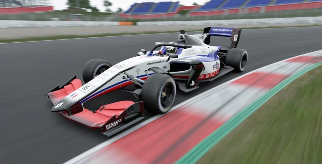 RENAULT 3.5 FFSR (Dallara SF19/Honda) 20190430
