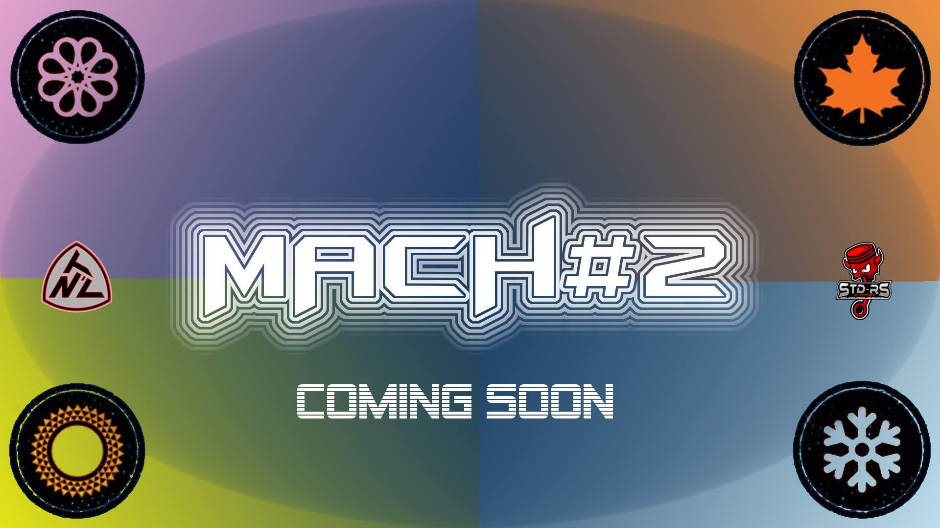 Championnat STD-RS Mach2 Mach210