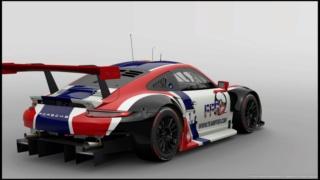 PORSCHE 911 RSR FFSR Ps_me128