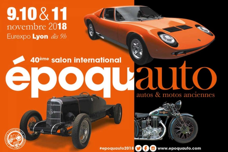 [69] Salon Epoqu'Auto - 9 au 11 novembre 2018 Epoqua10