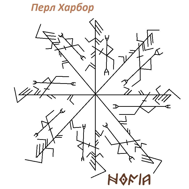 "Став ""Перл Харбор"", автор Nofia A_iaa11"