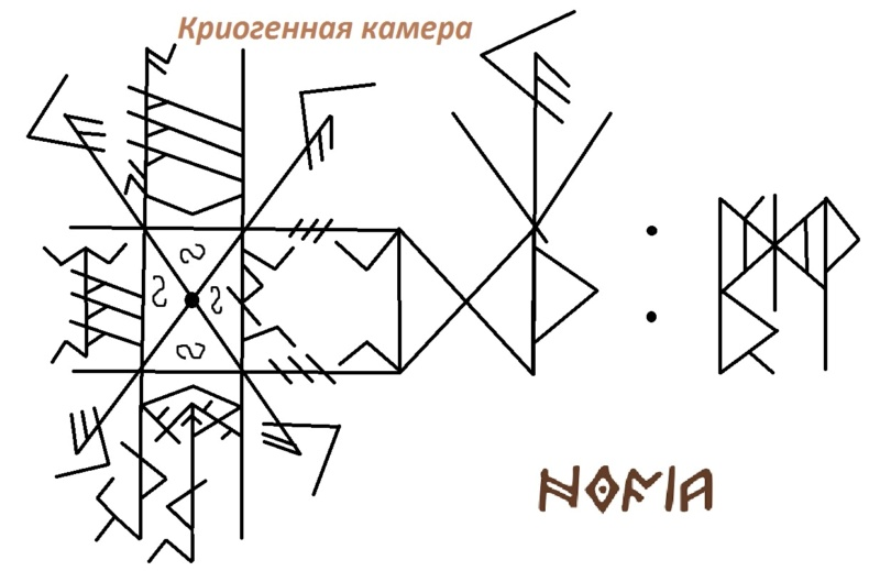 "Став ""Криогенная камера"", автор Nofia Au_a10"