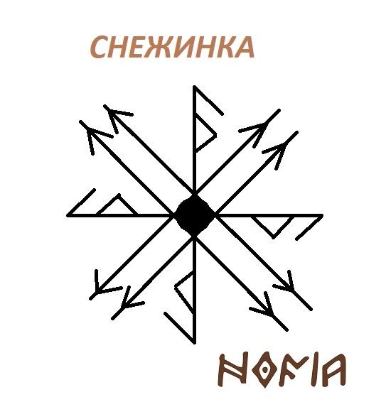 """Став """"Снежинка"""", автор Nofia E_a10"""