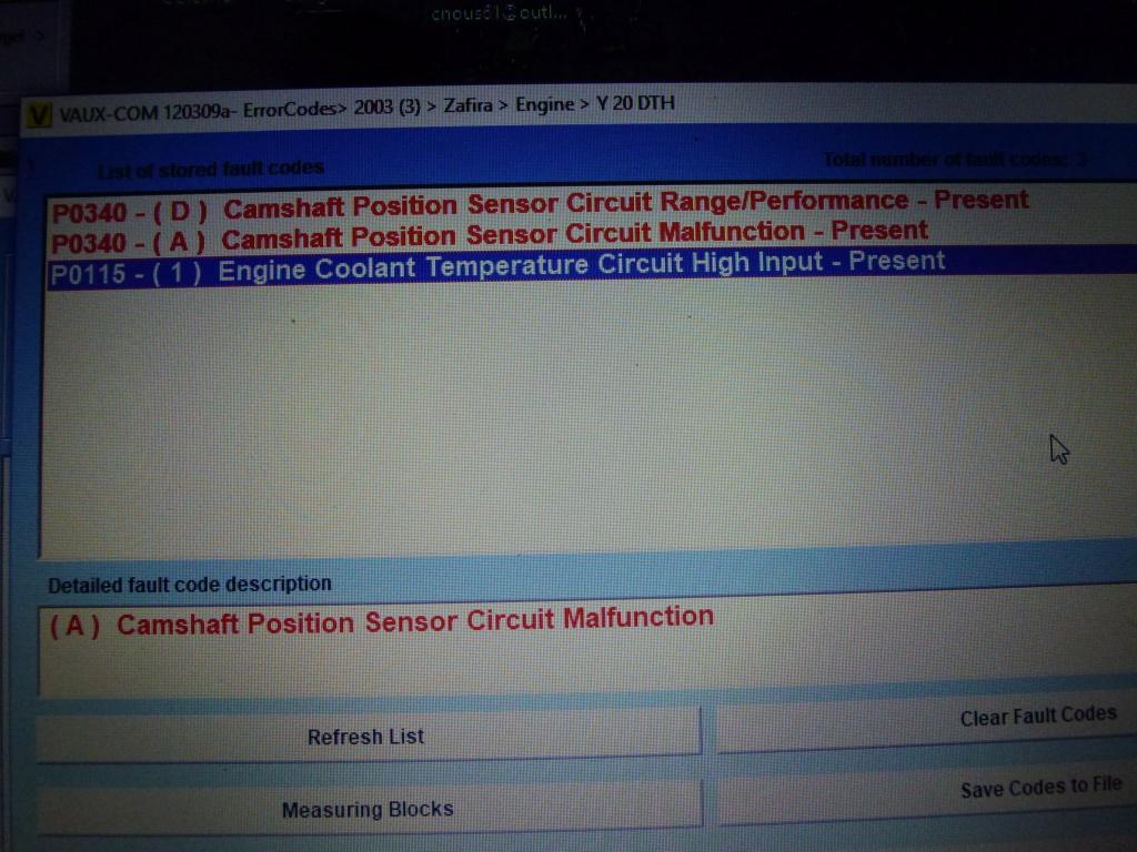 opel zafira 2,2dti de 2003 probleme capteur aac P1010110