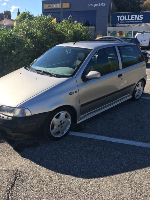 PUNTO GT PHASE 1 1994 Unname11