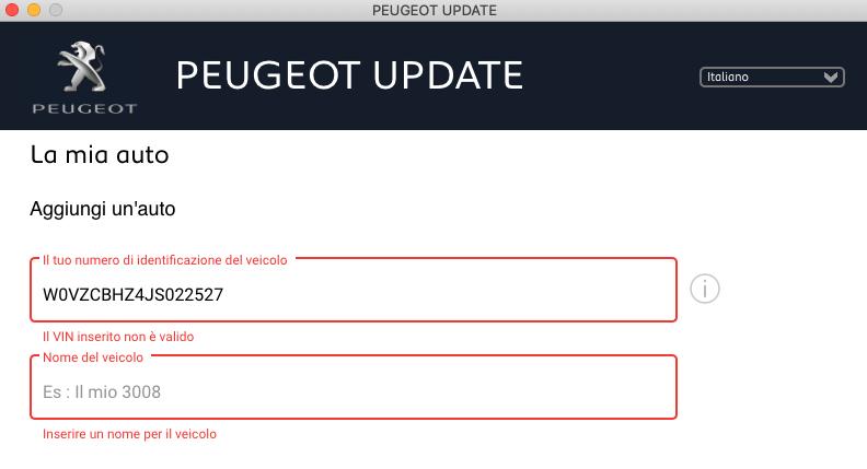Aggiornamento mappe gratuito dal sito di Peugeot - Pagina 9 Screen10