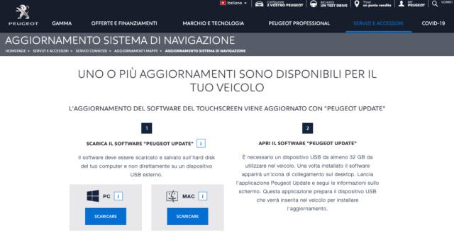 Aggiornamento mappe gratuito dal sito di Peugeot - Pagina 9 Screen11