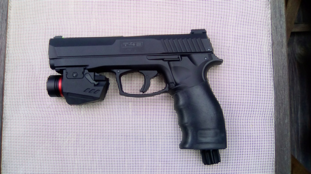 le hdp 50 11 joules et viseur laser Img_2083