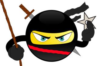 En mode silence Ninja-11