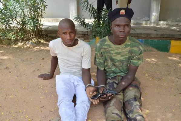 Two Assassins Who Killed Man For N150,000, Finally Arrested (Photos) 1-12810