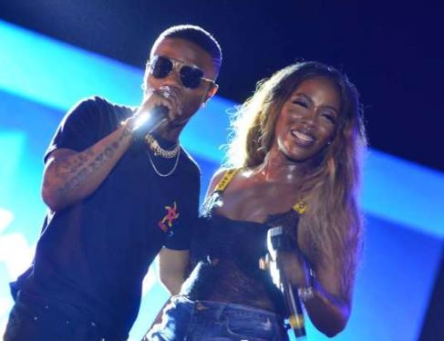 Tiwa Savage Finally Reacted on Relationship With StayBoy Wizkid Tiwas10