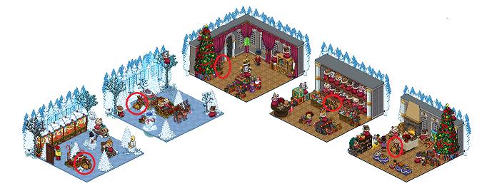 Le grand jeu de Noël Habbo : Solution ! Jeu211