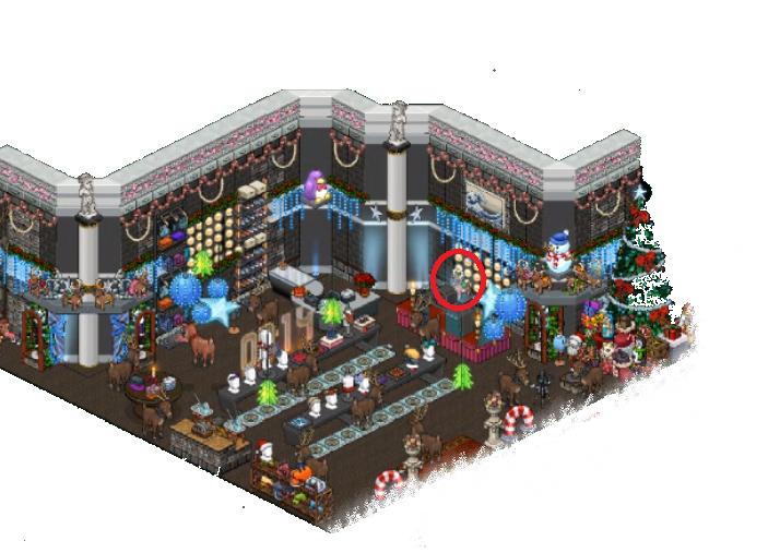 Le grand jeu de Noël Habbo : Solution ! Renne010