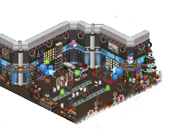 Le grand jeu de Noël Habbo : Solution ! Renne10