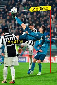 Cristiano ronaldo ha llegado a saltar como un jugador de nba con su 1.85 de estatura Images10
