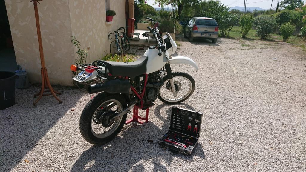 Honda 600 xlr : Scrambler  Dsc_0213