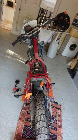 Honda 600 xlr : Scrambler  Dsc_0318