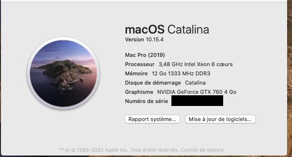 Mise a jour macOS Catalina de 10.15.2 à 10.15.4 faite sans problème Captur11