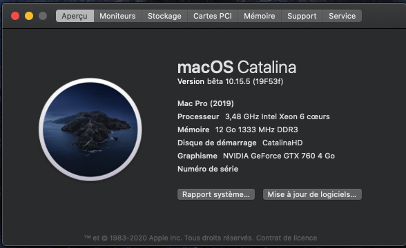 macOS Catalina 10.15 Developper Beta - Page 7 Captur12
