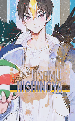 Jisamu Nishinoya