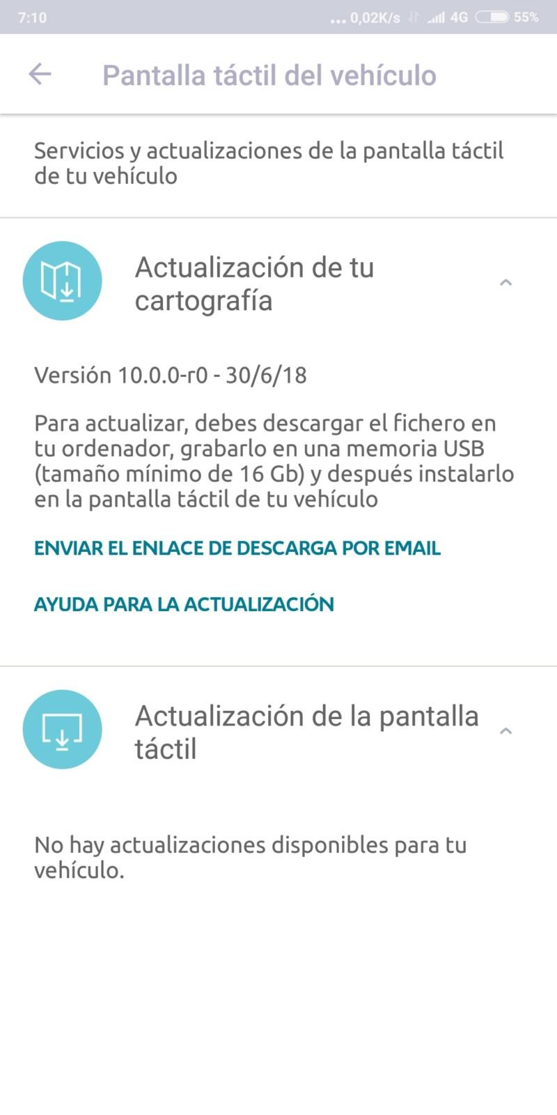NUEVA ACTUALIZACIÓN DE PANTALLA 20180710