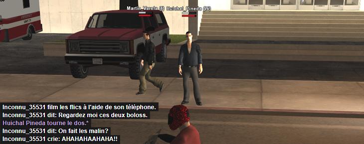 La Calle 18, Evil Deadend Gangsters - Page 23 120