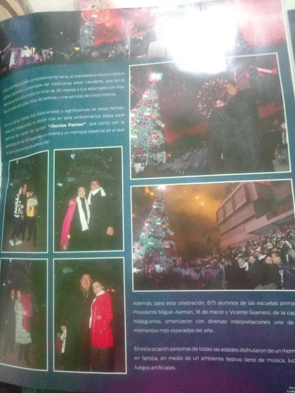 revista los rostros de hidalgo encendido de navidad  Img_2011