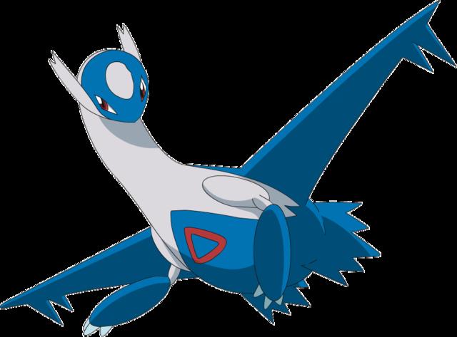 Equipo Pokémon que se llevarian a la vida real. 381lat10