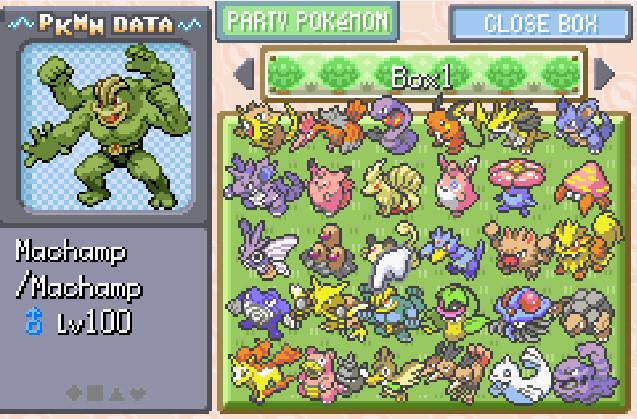 Pokemon Battle Ultimate Bandic21
