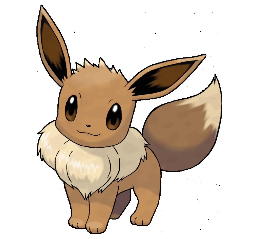 Equipo Pokémon que se llevarian a la vida real. Eevee10