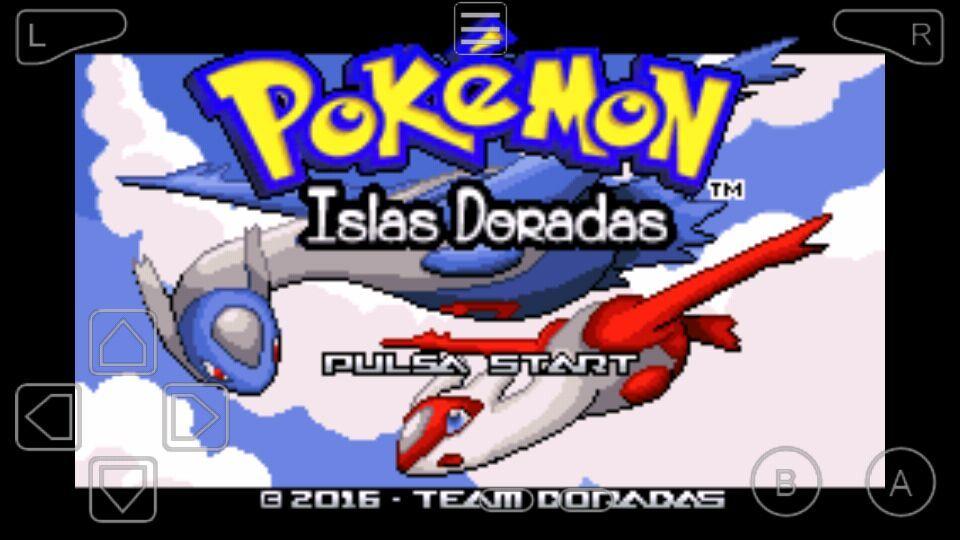 Pokemon Islas Doradas  Islas10