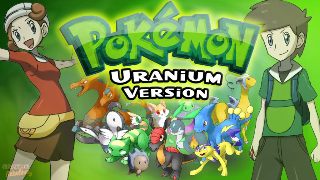 Pokemon Uranium Pokemo10