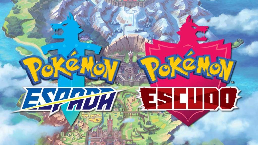 Pokemon Espada y Pokemon Escudo Pokemo12