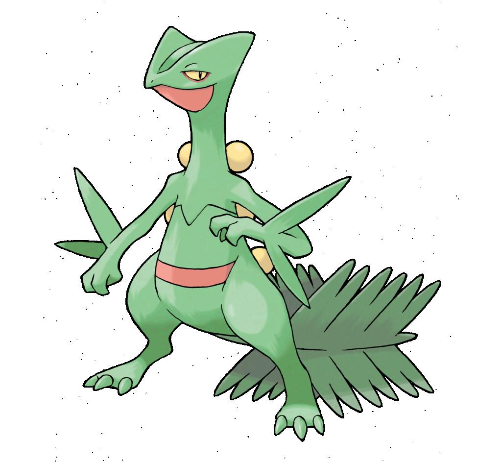 Equipo Pokémon que se llevarian a la vida real. Scepti10
