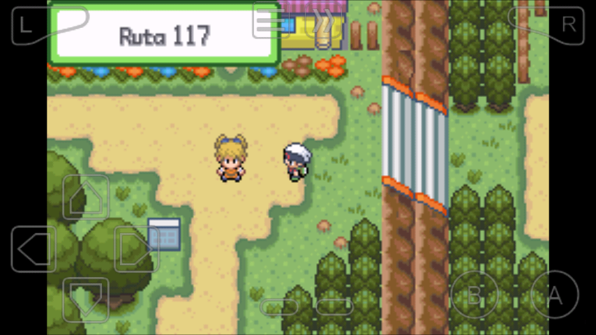 Pokemon Hoenn Adventures Screen12