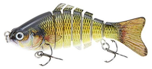 Swimbait Lixada Bionic 7 sections 10cm/15gr Lixada10