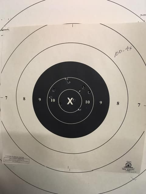 Show your targets. Any targets - For instance, First target, or one that shows progress, etc. - Page 3 49411112