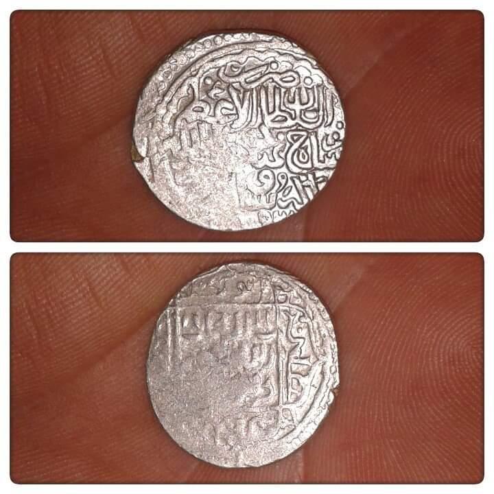 Timurid,Tanga sultan Shahrukh 807-850 H. 468d2110