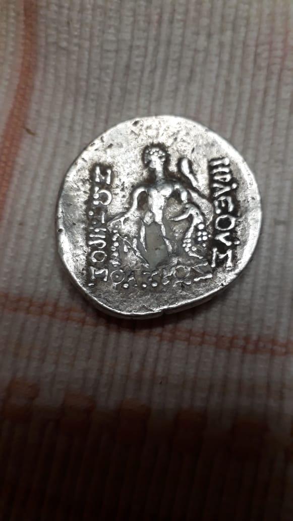 Tetradracma celta imitativo de Thasos. (II - I a C.) E3d92c10