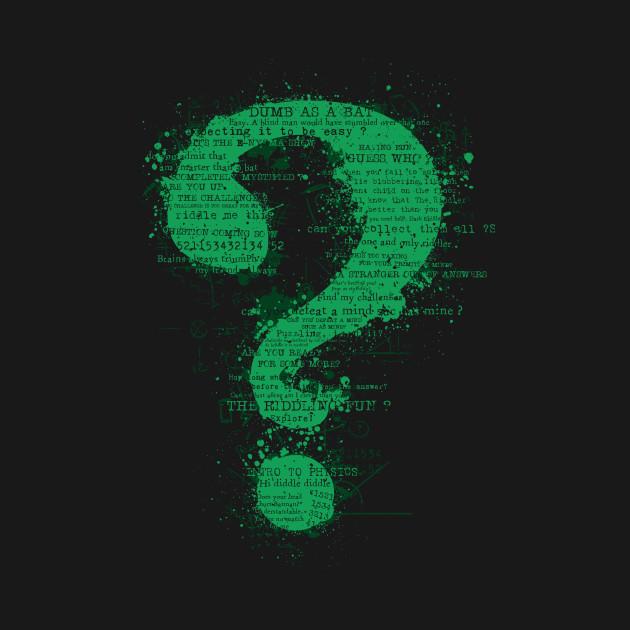 Enigmas y acertijos. Riddle13