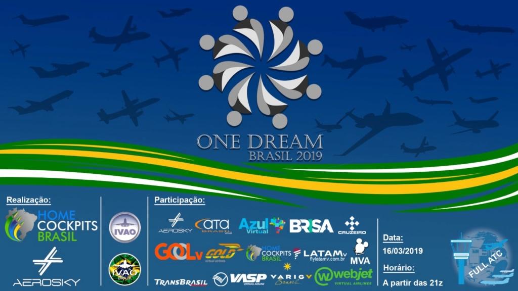 One Dream Brasil 2019 Whatsa10