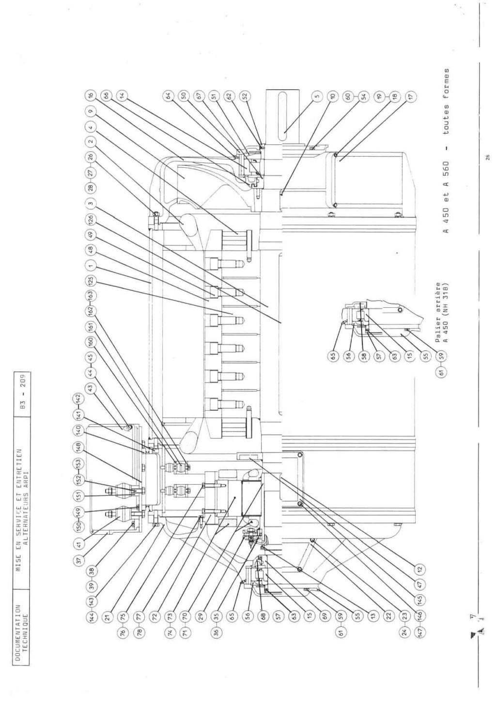 remise en marche d'une génératrice leroy TA200 B3_20939