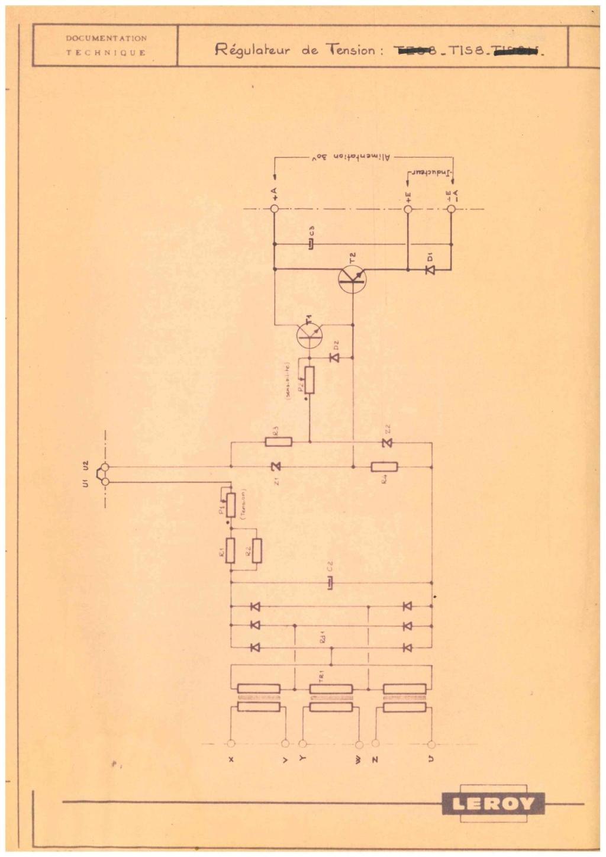 remise en marche d'une génératrice leroy TA200 - Page 2 Doc01410