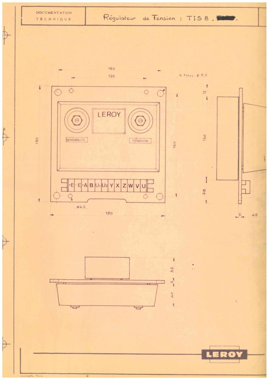 remise en marche d'une génératrice leroy TA200 - Page 2 Doc01411