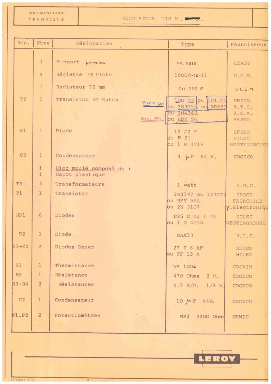 remise en marche d'une génératrice leroy TA200 - Page 2 Doc01412