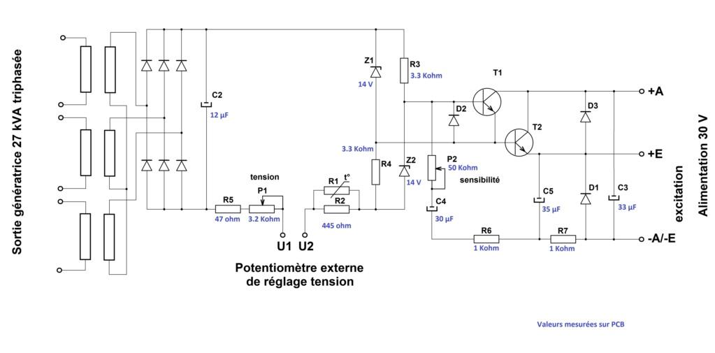 remise en marche d'une génératrice leroy TA200 - Page 2 Schzom11