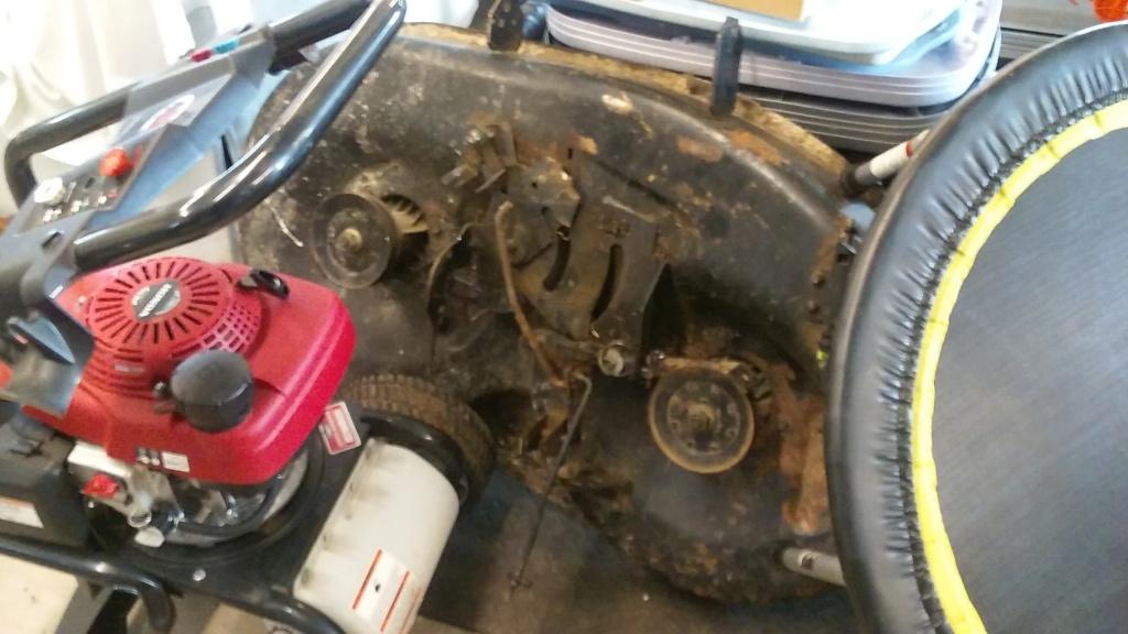 Murraymountain's Lawn Tractor Repairs 20190220